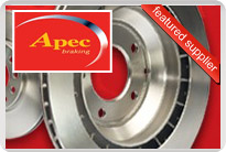 Apec braking supplier to Autozone Motor parts